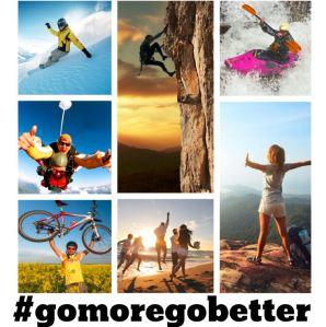 #gomoregobetter contest