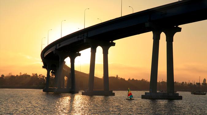 coronado bridges