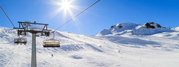 ski destination call out