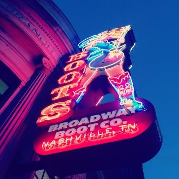 Nashville - boots company